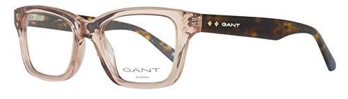GANT GA4073 49045 Brille GA4073 49045 Rechteckig Brillengestelle 49, Pink