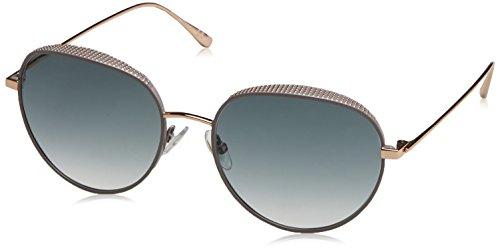 Jimmy Choo Ello/S, Gafas de Sol para Mujer, Multicolor (Greig Cpprgd), 56