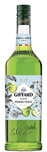 Giffard Grüner Apfel (Pomme Verte, Green Apple) Sirup 1 Liter
