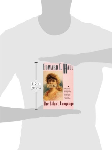『The Silent Language (Anchor Books)』の2枚目の画像