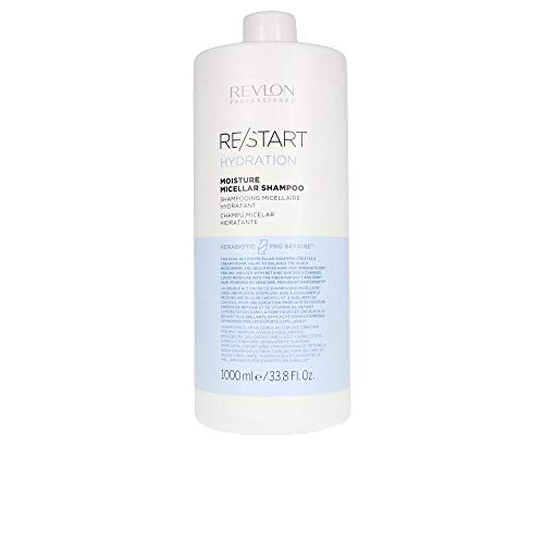 REVLON PROFESSIONAL Professional RE/START Hydration - Moisture Micellar Shampoo 1000 ml