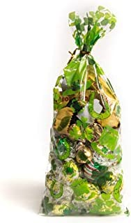 St Patrick s Green Wrapped Chocolate Candy Mix 10 Oz Gift Bag Includes Lindt Lindor Truffles product image