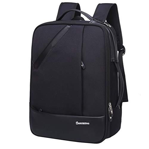"Laptoprugzak voor reizen, multifunctionele rugzak, USB-interface, zakelijke koffer, lichte rugzak voor laptop, blue (""Black?"") - ADLF-6544-212165"