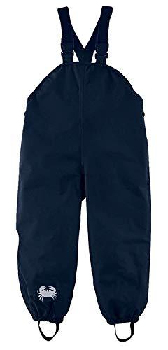 Tchibo TCM Kinder Regenhose, dunkelblau (98/104)