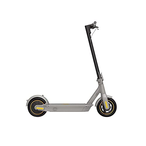 Segway Ninebot MAX Electric Kick Scooter (G30LP), Up to 25 Miles Long-range Battery, Max Speed 18.6 MPH, Lightweight and Foldable