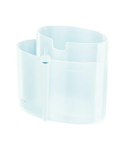 Jura 72230 Behälter für Milchsystem-Reinigung inklusive Reiniger 100 ml und Universal-Verbindungsstück, schwarz, 10 x 13 x 10 cm