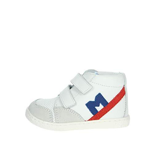 Melania ME0905A0S.B Baskets pour enfant - Blanc - Blanc, 23 EU EU