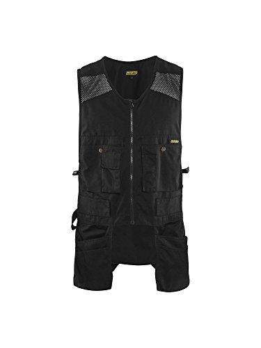 Blaklader US Utility Vest with Mesh for Carpentry Construction