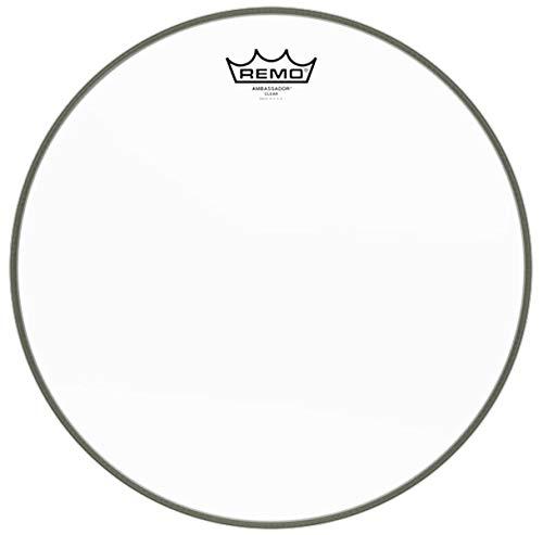Remo Ambassador Clear Schlagzeug Tom-Fell 12