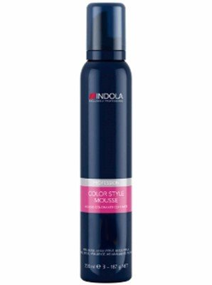 Schwarzkopf Profession Indola Color Style Mousse, 200 ml, rot