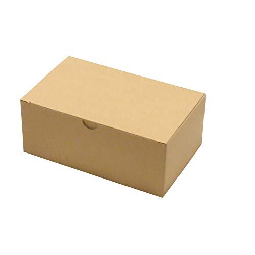 靴箱[底ロックタイプ] 幼児用 (185×115×75) クラフト 10枚セット (シューズボックス ダンボール 段ボール 靴収納ボックス 1足用)