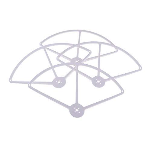 Sharplace 4 Pezzi Cornici Protettive di Rc Drone Eliche per DJI F450 F550