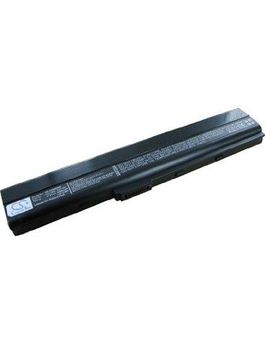 Batterie pour ASUS A40, 10.8V, 4400mAh, Li-ion