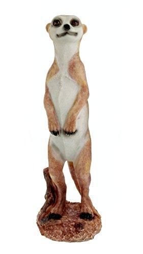 Unbekannt Erdmännchen Figur Deko Gartenfigur