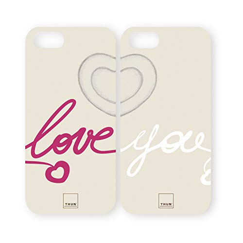 THUN ® - Cover iPhone® 5 Double Love San Valentino