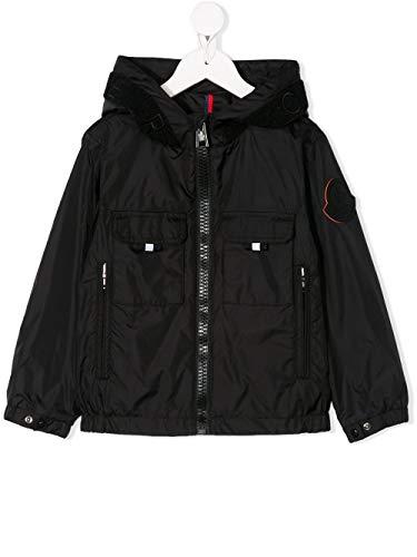 Moncler Luxury Fashion Junge 1A7032068352999 Schwarz Polyamid Jacke | Frühling Sommer 20