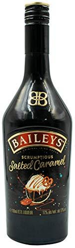 Baileys Salted Caramel, Irish Cream Likör, Sahnelikör mit Karamell und einem Hauch Salz (1 x 0.7 l)