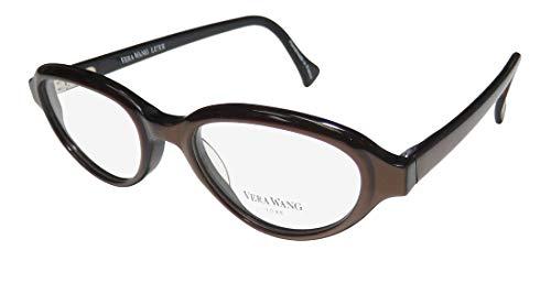VERA WANG Eyeglasses HARLOWE Bronze Metallic 44MM