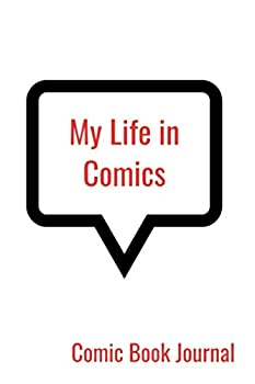 Paperback Children's Comic Book Journal : Recording Life with Art Book