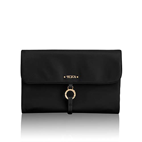 TUMI - Voyageur Ennis Jewelry Organizer Travel Roll - Luggage Accessories Storage Bag for Women - Black