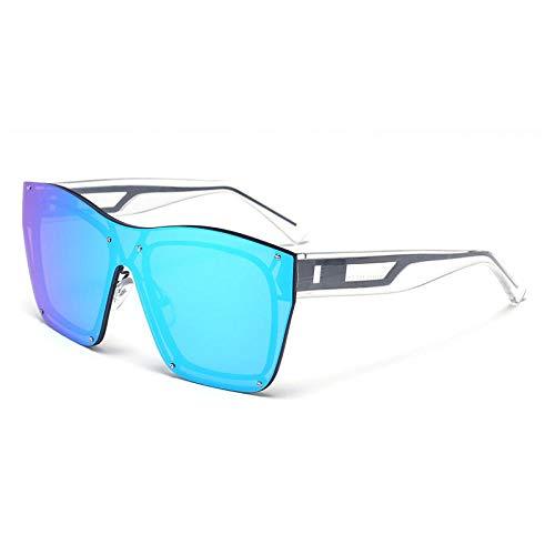 XIMAO Model Catwalk Sonnenbrille Integrierte Trend Street Shooting Sonnenbrille Anti-Uv Antibakterielle Brille