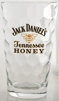 Jack Daniel's Tennessee Honing Tumbler Glas