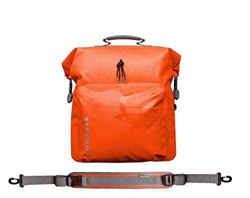 ZULUPACK- Messenger (Fluo Orange)