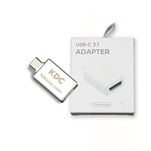 USB-C to HDMI Adapter, Compatible with Laser Beam Pro C200 & UO Smart Beam Laser Projector