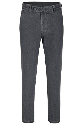 aubi: Herren Jeans Hose Stretch Modell 526 Grey Größe 29