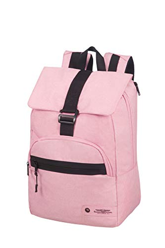 American Tourister City Aim Mochila tipo casual 40 cm, 20 Rosa (Pink)