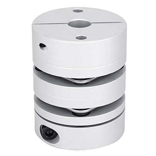 Acoplador metálico de eje GL ‑ 50x63‑12x12 Acoplamientos Acoplamiento de torsión para impresora RepRap 3D