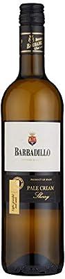Barbadillo Pale Cream Medium Sweet Sherry Wine, 75 cl
