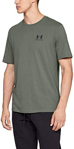 Under Armour Camiseta Hombre Cuello Redondo Sportstyle Left Chest