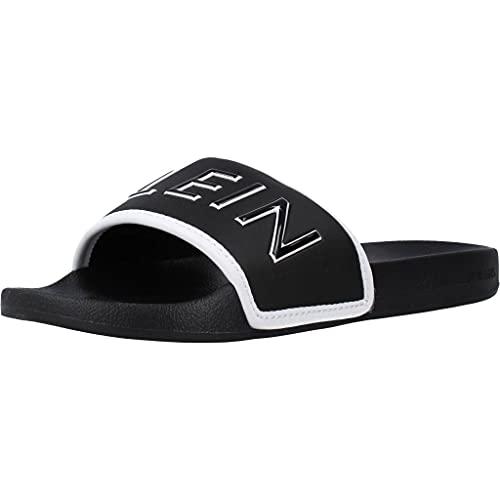 Calvin Klein Jeans Slide Mujer Sandalias Negro 41 EU