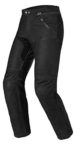 SPIDI Lederhose Evotourer, schwarz, Größe 48