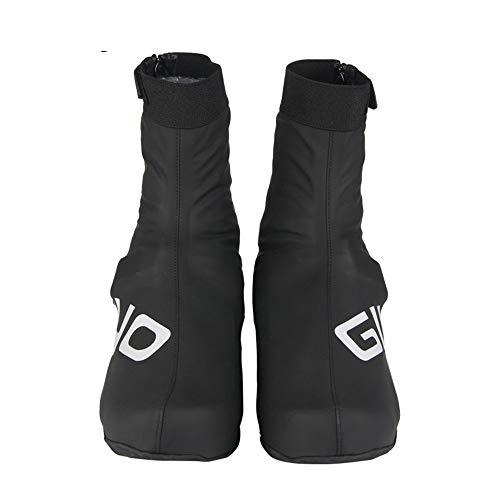 Cubrezapatillas de Ciclismo Deportes al aire libre de la bici zapatos cubiertas impermeables más cálidas Overshoes la cubierta del zapato botines for Hombres Mujeres Ciclismo Overshoes Impermeable a P
