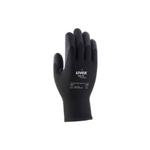 Uvex 6059311Unilite Thermo-Sicherheits-Handschuhe, Größe: 11, schwarz