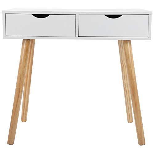 tablero escritorio blanco de la marca Fybida