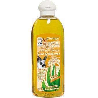 ICA CHR2 Champú con Aloe Vera para Roedores