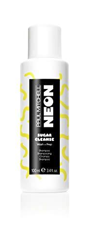 Paul Mitchell Neon Sugar Cleanse - zucker-basiertes Clarifying-Shampoo für frisches, sauberes Haar, professional Hair-Care just for Girls, 100 ml
