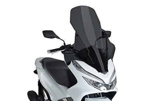 XUKEY Silicone custodia chiave telecomando per Honda Pcx 150/ibrido x-adv SH125/Scoopy SH300/forza 125/300/2018/moto scooter 2/Button Smart Key