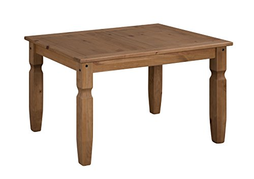 Mercers Furniture Corona Dining Table - Pine, 4 ft