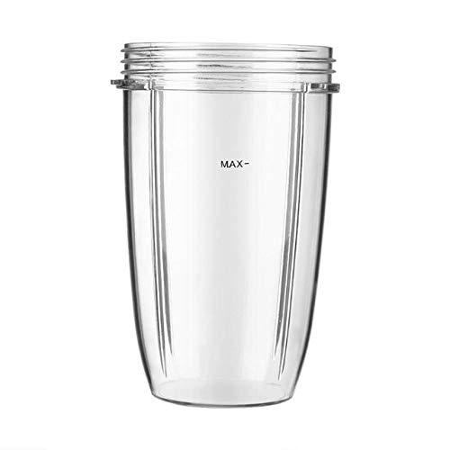 Mdsfe 18/24 / 32oz Juice Extractor Cup Mixer Juice Maschinenteile Juicer Ersatzbecher für Nutribullet Mug Cup 600W / 900W - 24 OZ