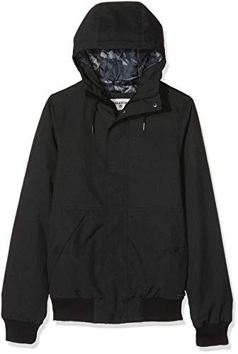 BILLABONG Herren All Day 10K Jacket Jacke, Black Heather, S