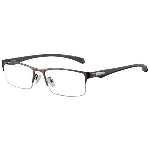 YUANP Intelligente Verfärbungs-Lesebrille Auto-Zoom Für Brillen Mit Doppeltem Verwendungszweck Farbwechsel Im Freien Für Die Meisten Gesichtsformen Geeignet,+300
