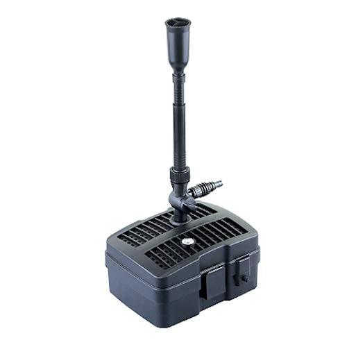 All in One Triple Action 2000 Pond Pump/Filter/UV Steriliser...