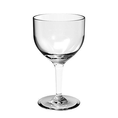 Margarita Glass Rino 400 transparent (set of 6) - Unbreakable Food Polycarbonate
