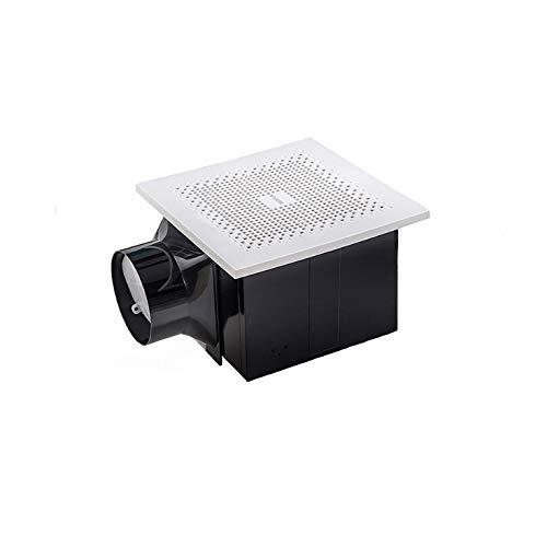 JYDQM Pared Ventana Extractor de Aire Baño Cocina Inodoros Ventiladores Ventiladores Ventilador de extracción de Ventanas