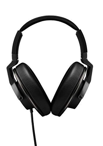 AKG Pro Audio K553 MKII Over-Ear, Closed-Back, Foldable Studio Headphones,Black