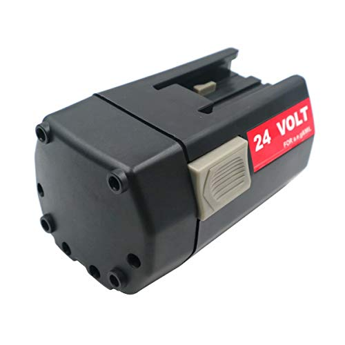 AEG 24V Batería 3AH Reemplazo Compatible con AEG:BXS24 BXL24 MXS24 Mini Relay SH0416 SH0417 BBH24
